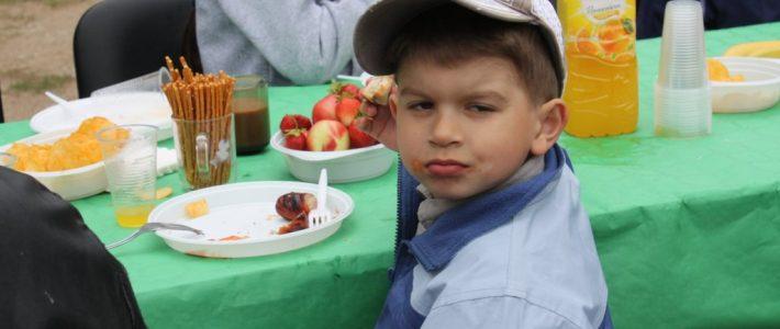 Dzień Dziecka w ŚDS w Czarnowie
