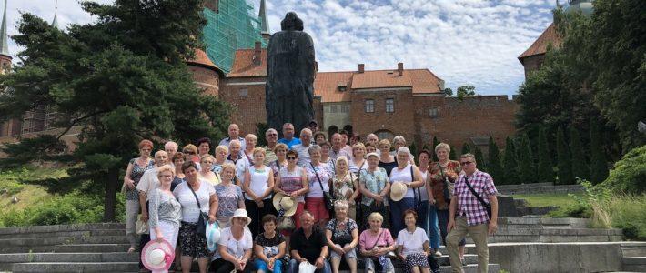 Wyjazd integracyjny Seniorów