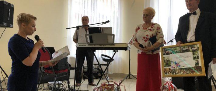 "15 lat Klubu Seniora ""Rozmaryn"" z Kunina"