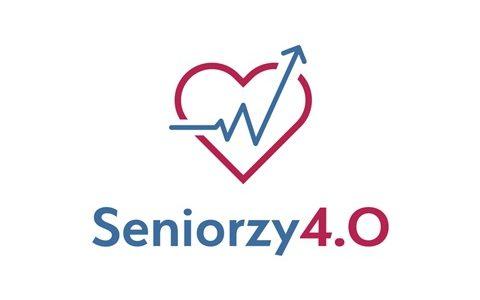 Logo projektu Seniorzy 4.0
