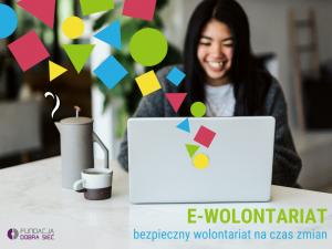 Baner e-wolontariat
